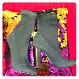 """SOLD OUT """"Siena"""" Steve Madden Sock Boot"""